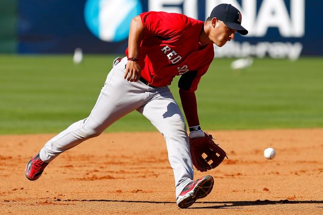 With Will Middlebrooks Hurt It's Time for the Red Sox to Call Up Jose Iglesias