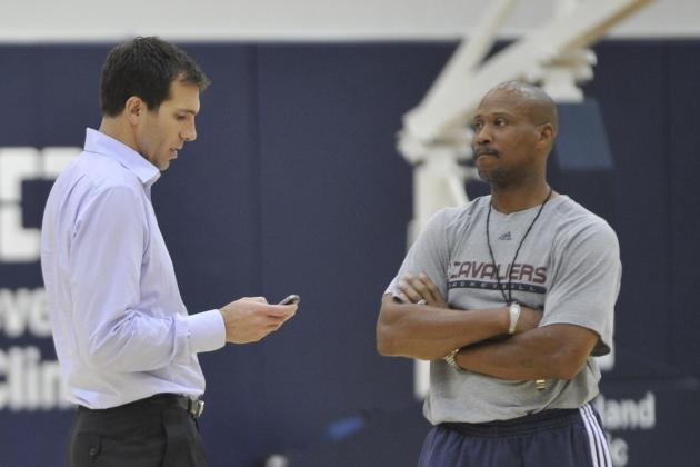 Cleveland Cavaliers Need to Fire GM Chris Grant to Win a Championship