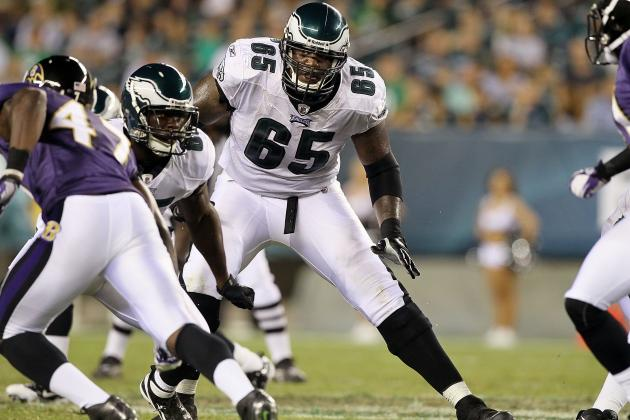 Philadelphia Eagles: Is King Dunlap Really Good Enough to Start?