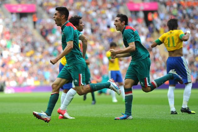 Olympic Soccer 2012: Mexico Takes Gold with Win over Brazil