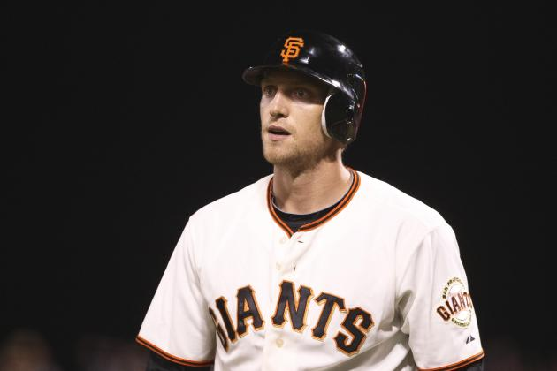 San Francisco Giants: Hunter Pence Is Pressing, Killing the Giants