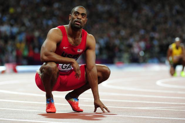 Olympics 2012: Tyson Gay Will Avenge 100m Loss with 4x100 Relay Medal