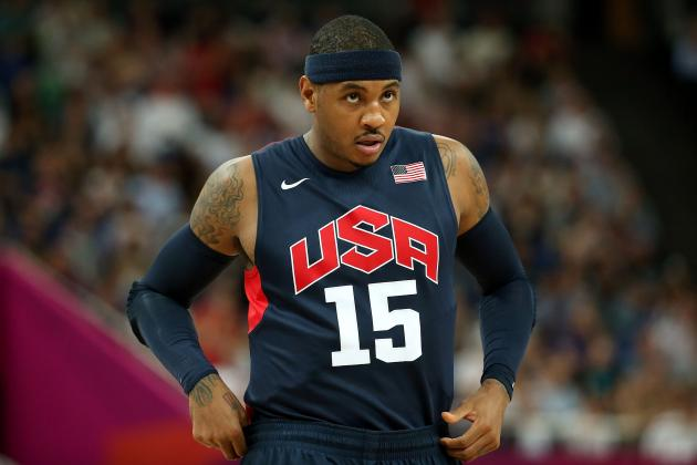 London 2012 Basketball: Players Who Must Step Up for Team USA to Win Gold