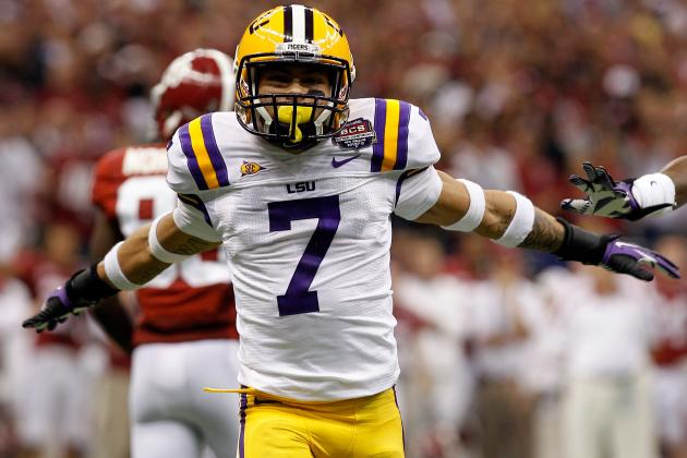 Tyrann Mathieu: Discipline Won't Alter Honey Badger's Status as 1st-Round Lock