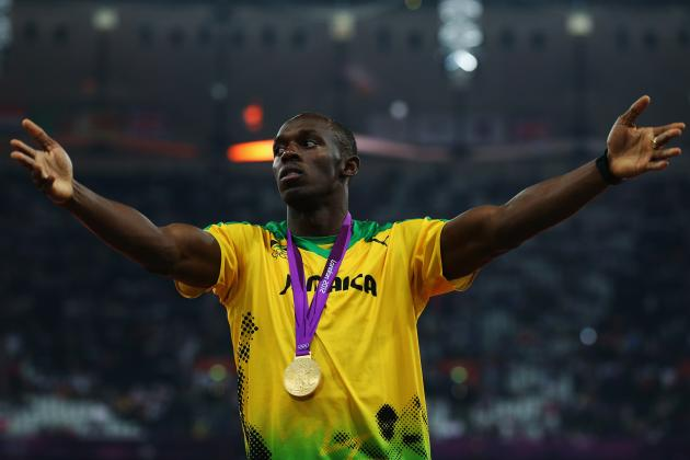 Usain Bolt: Star Sprinter Will Give Jamaicans Much-Needed Boost in 4x100 Final