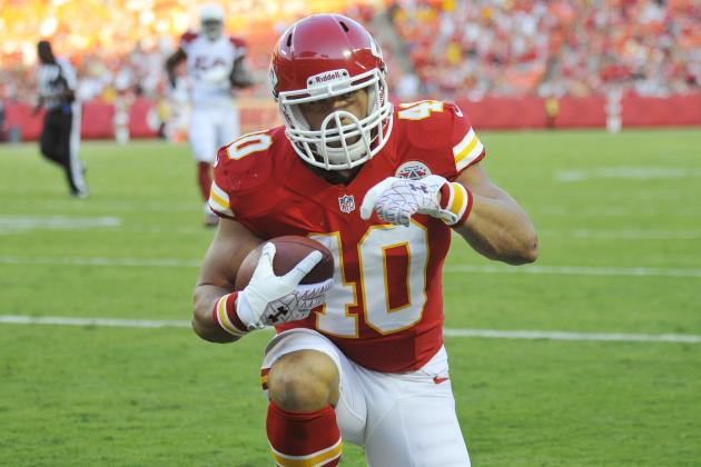 Top 80 RB's: 2012 PPR Fantasy Football Rankings (Updated 8/11)