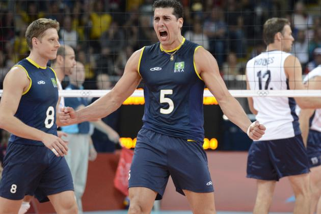 Olympic Volleyball 2012: Men's Gold-Medal Game Preview and Prediction