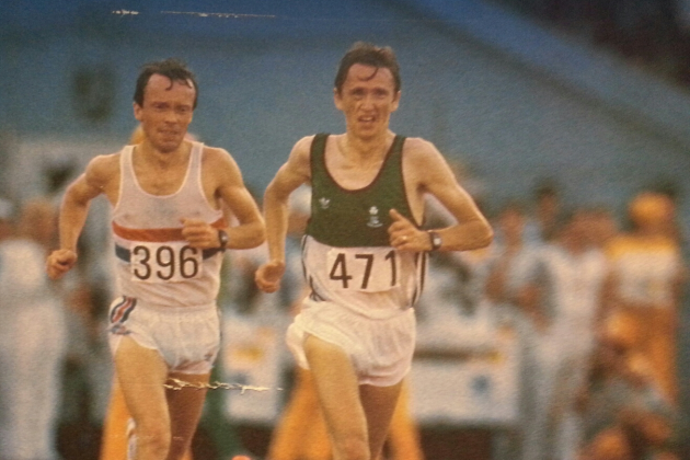 Olympic History: Rhode Island Training Helps Irish Runner Win 1984 Silver Medal