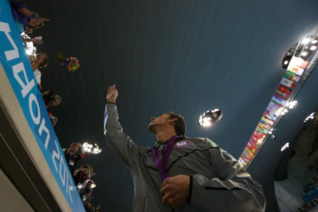 Olympic Medal Count 2012: Top Medal Earners for Team USA in London