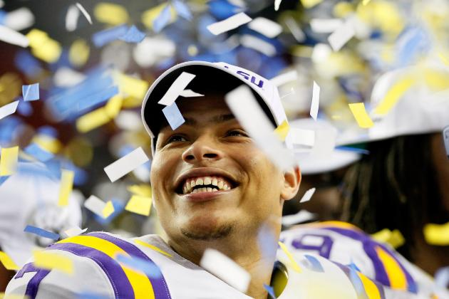 Move to McNeese State Could Pay off for Mathieu