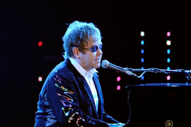 2012 Olympics: The Who, Elton John and Adele Rumored to Close the Games