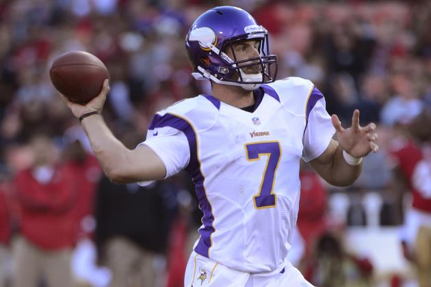 Christian Ponder and Blaine Gabbert Take Promising Steps...but It's Early