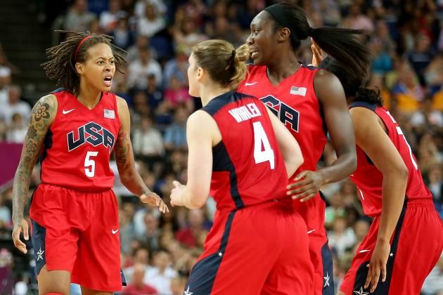 USA vs. France Women's Basketball: Live Score, Stats & Recap