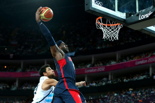 Olympic Basketball 2012: LeBron James Will Dominate Spain Defense in Final