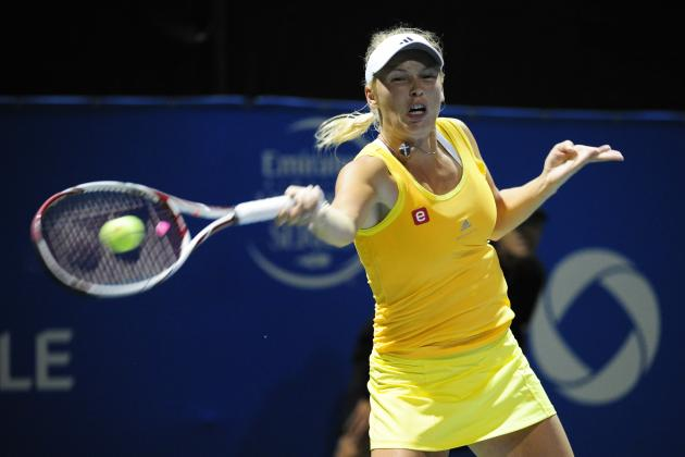 Rogers Cup 2012: Caroline Wozniacki's Easy Road Will End in Championship