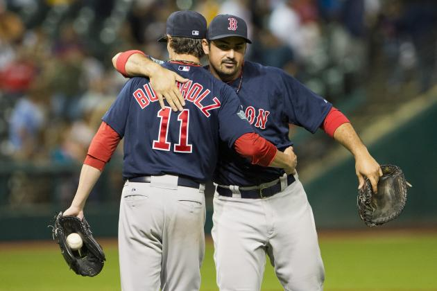 Adrian Gonzalez: Boston Red Sox 1st Baseman Having Monster 2nd Half