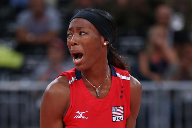 Destinee Hooker: Young Volleyball Star Will Redeem US in Future Olympics
