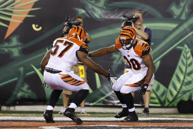 NFL Preseason 2012: 5 Observations from Jets vs. Bengals Game