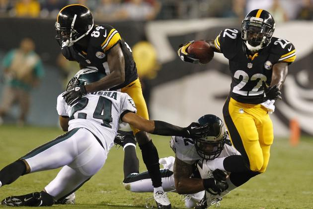 Pittsburgh Steelers: Breaking Down Chris Rainey's First NFL Outing