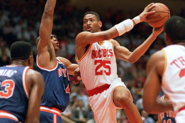 Houston Rockets: Don't Get It Twisted, Robert Horry's Legend Was Born in Houston