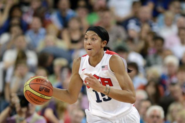 USA vs. France Women's Basketball: Grades, Twitter Reaction and Analysis