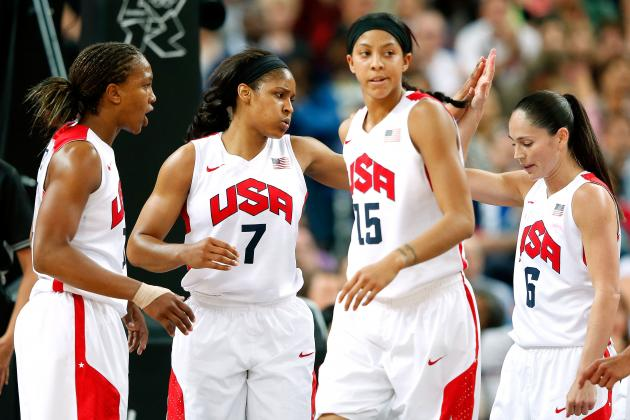 Women's Olympic Basketball 2012 Scores: Medal Round Results, Stats and More