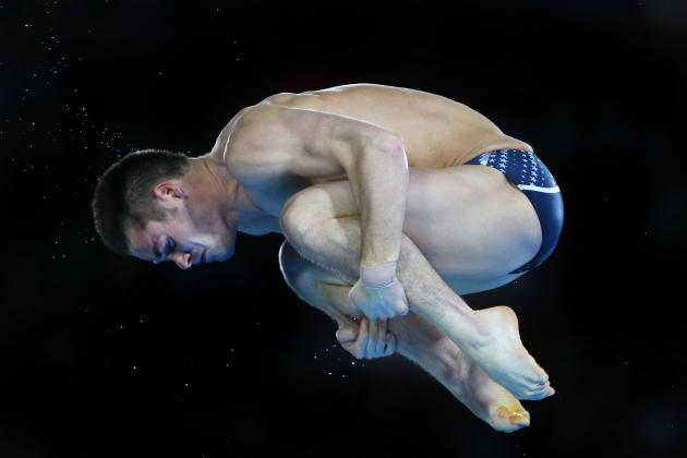 David Boudia: American Diver Stuns Tom Daley to Win Men's 10-Meter-Platform Gold