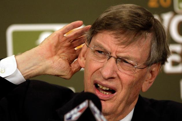 2012 MLB Playoff Schedule Proves Once Again That Bud Selig Is a Bad Planner