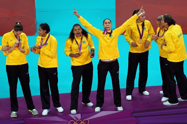 Olympic Volleyball 2012: Women's Gold- and Bronze-Medal Results and Analysis