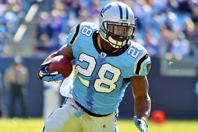 Jonathan Stewart Signs 5-Year Extension with Carolina Panthers