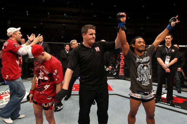 Benson Henderson vs Frankie Edgar: Full Fight Breakdown from UFC 144
