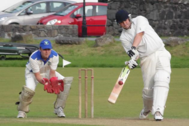 Club Cricket: Great Batting Display from Dolgellau Helps Them Take All the Point