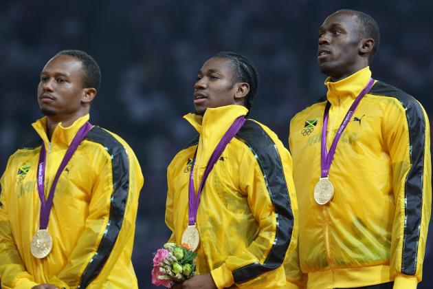 London 2012 Track and Field: Jamaica's World Record Proves Sprinters Are Elite