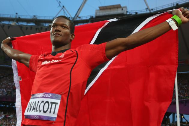 Keshorn Walcott: Trinidad and Tobago Relishes 2nd Gold Medal in Nation's History