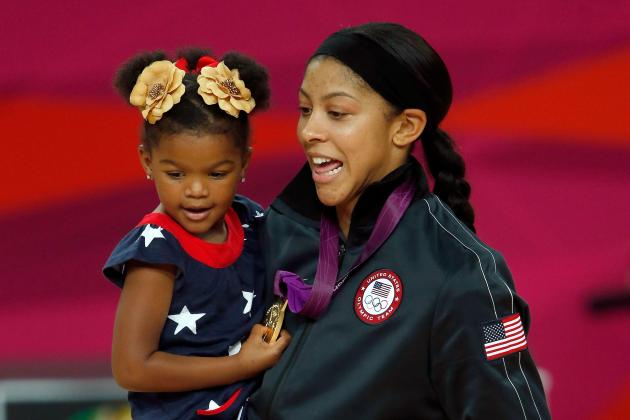 USA Olympic Basketball Team: Candace Parker Proves She Is Best Player in World