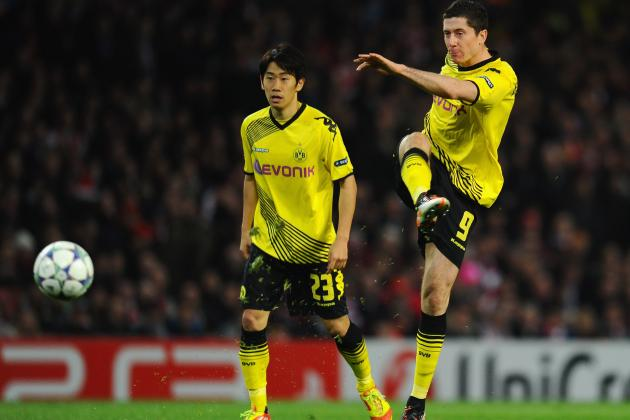 Manchester United: Why the Red Devils Need to Add Dortmund Forward Lewandowski