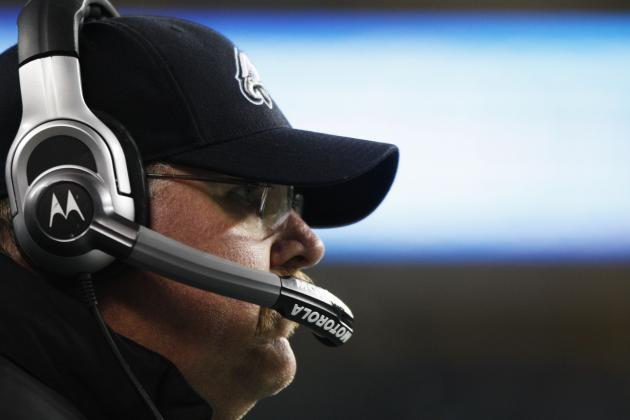 Philadelphia Eagles: Jeffrey Lurie Says Andy Reid Is Here for the Long Run