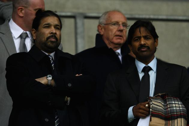 Blackburn Rovers Owners Venky's Have a Spine? Who Saw That Coming?