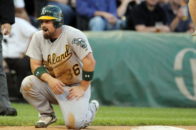 Oakland A'S Offense Rallies Team to 9-7 Victory over Chicago White Sox
