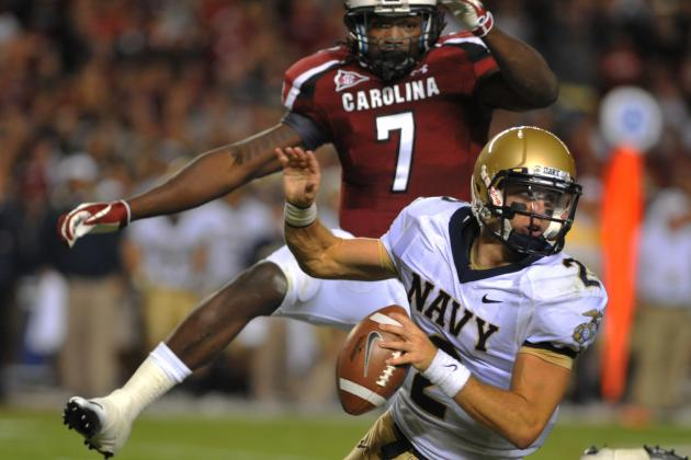 South Carolina Football: Marcus Lattimore, Others Good in Scrimmage