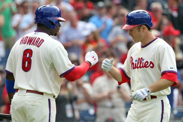 Philadelphia Phillies: Mix of Stars and Scrubs Are an Optical Illusion