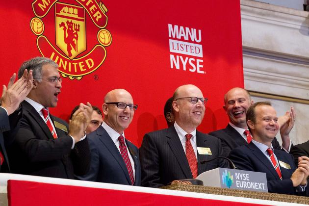 Manchester United IPO: The Red Devils Will Fail Miserably on Wall Street