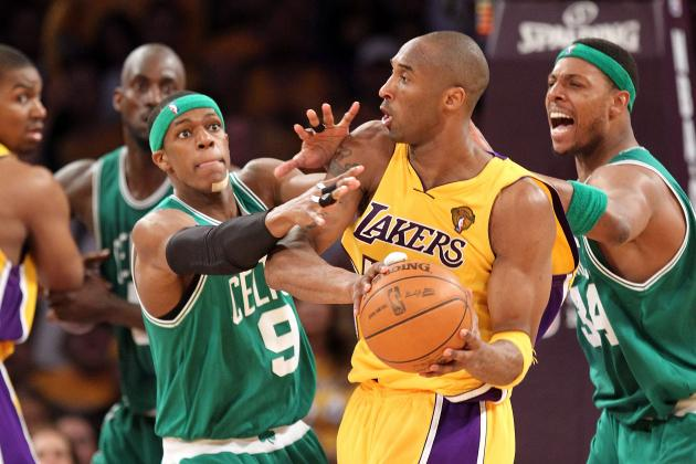 How Do the Boston Celtics Match Up with the New-Look Los Angeles Lakers?