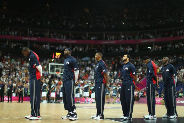 USA vs. Spain: Size Disadvantage Won't Prevent Americans from Winning Gold Medal