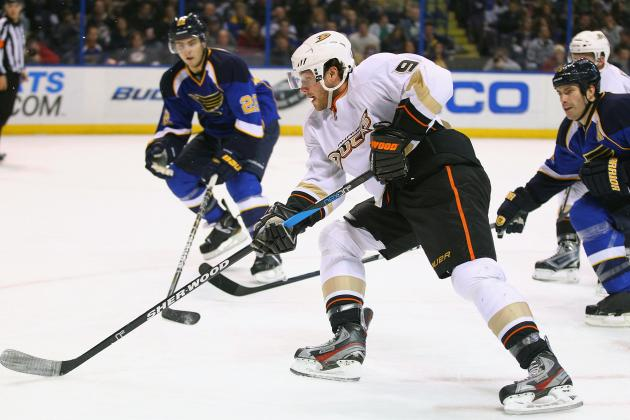 St. Louis Blues: Why the Blues Should Not Pursue Bobby Ryan