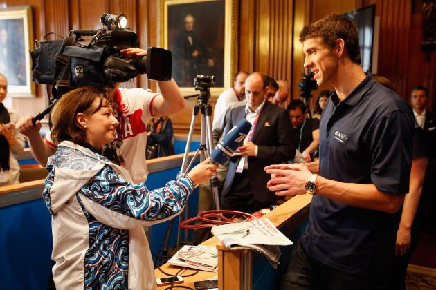 Debating Greatness: Michael Phelps and the Olympic Absurdity of ESPN