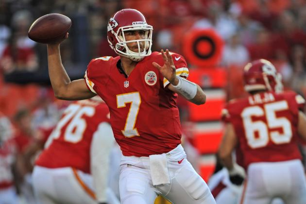 Kansas City Chiefs: Brian Daboll Key to Matt Cassel's Success