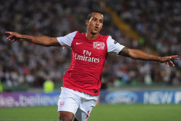 Liverpool Transfer Rumours: Brendan Rodgers Eager to Sign Arsenal's Theo Walcott