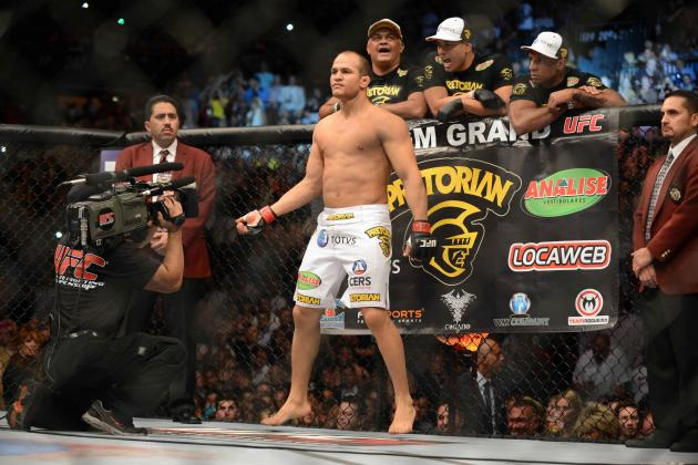 Junior Dos Santos vs. Cain Velasquez Slated for Dec. 29 in Las Vegas