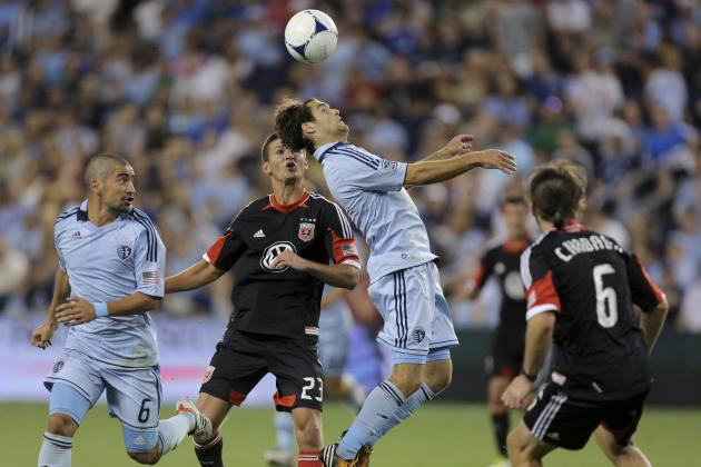 Sporting Kansas City Show No Letdown, Defeat DC United 2-1